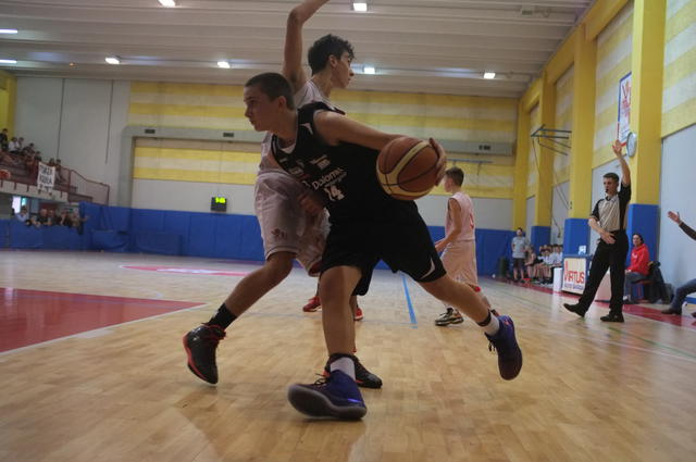 Academy, nel week-end 6 team U15 nel Torneo McDonald's